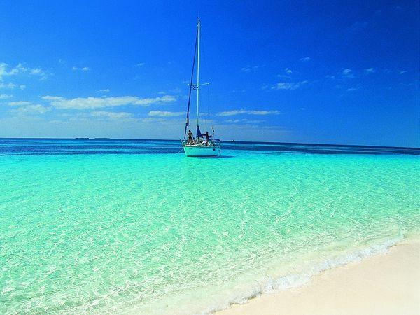 Las mejores playas del Caribe Playas en el mundo