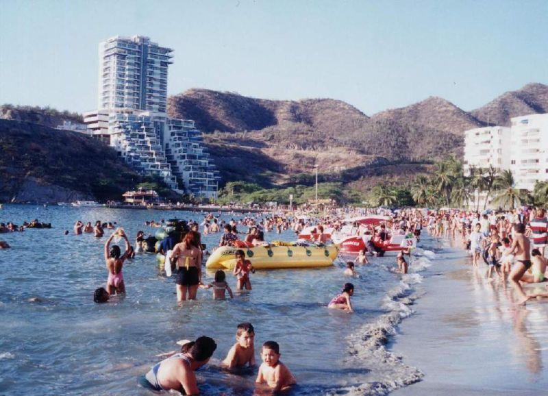 Playas de Playas de Santa Marta Playas del mundo