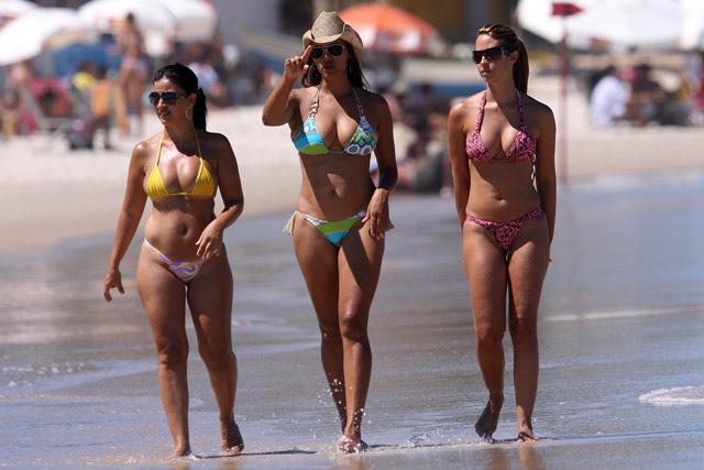 Destinos recomendables para ligar Playas del mundo