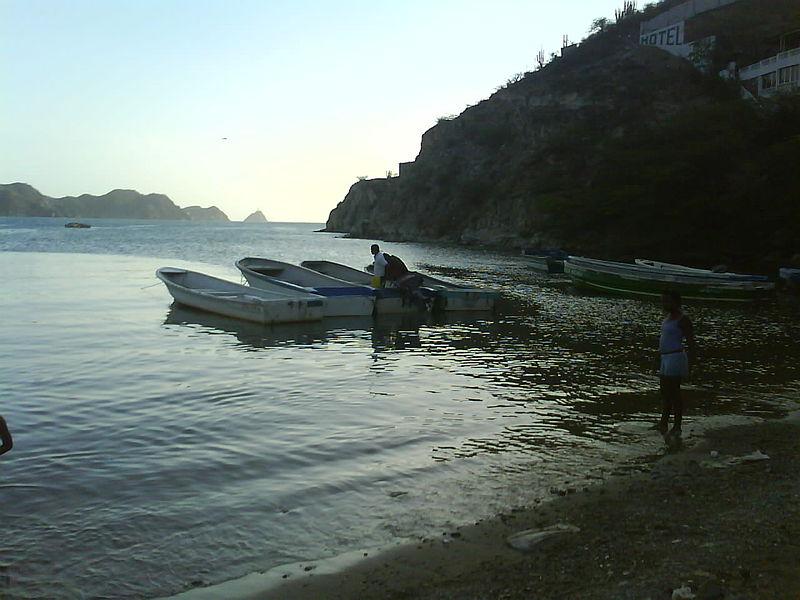 Playas de Taganga, Colombia Playas del mundo