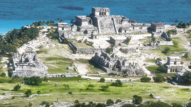 Tulum, arqueologia en la Riviera Maya Playas en el mundo