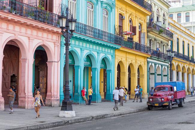 De paseo por la Habana Vieja Playas del mundo
