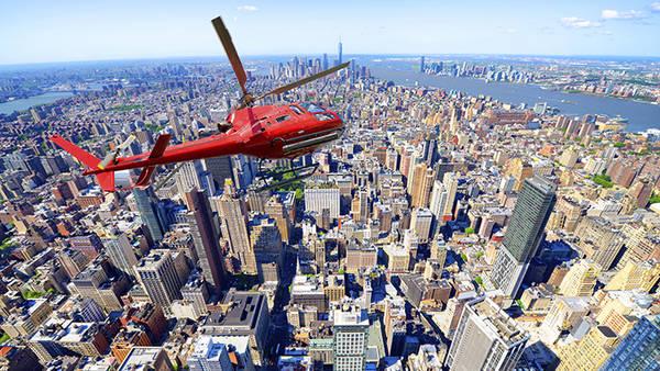 ¡Basta de ruido! Nueva York podría prohibir los paseos en helicóptero Playas del mundo