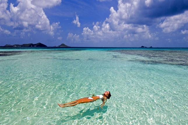 Vírgenes, británicas y para navegantes Playas del mundo