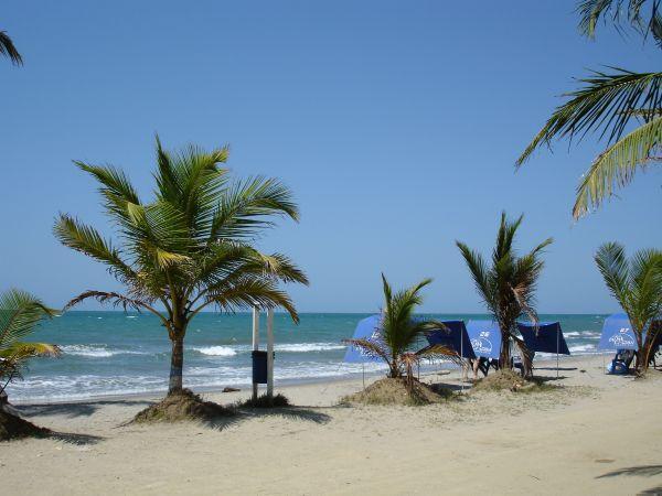 Playas de Coveñas, Colombia Playas del mundo