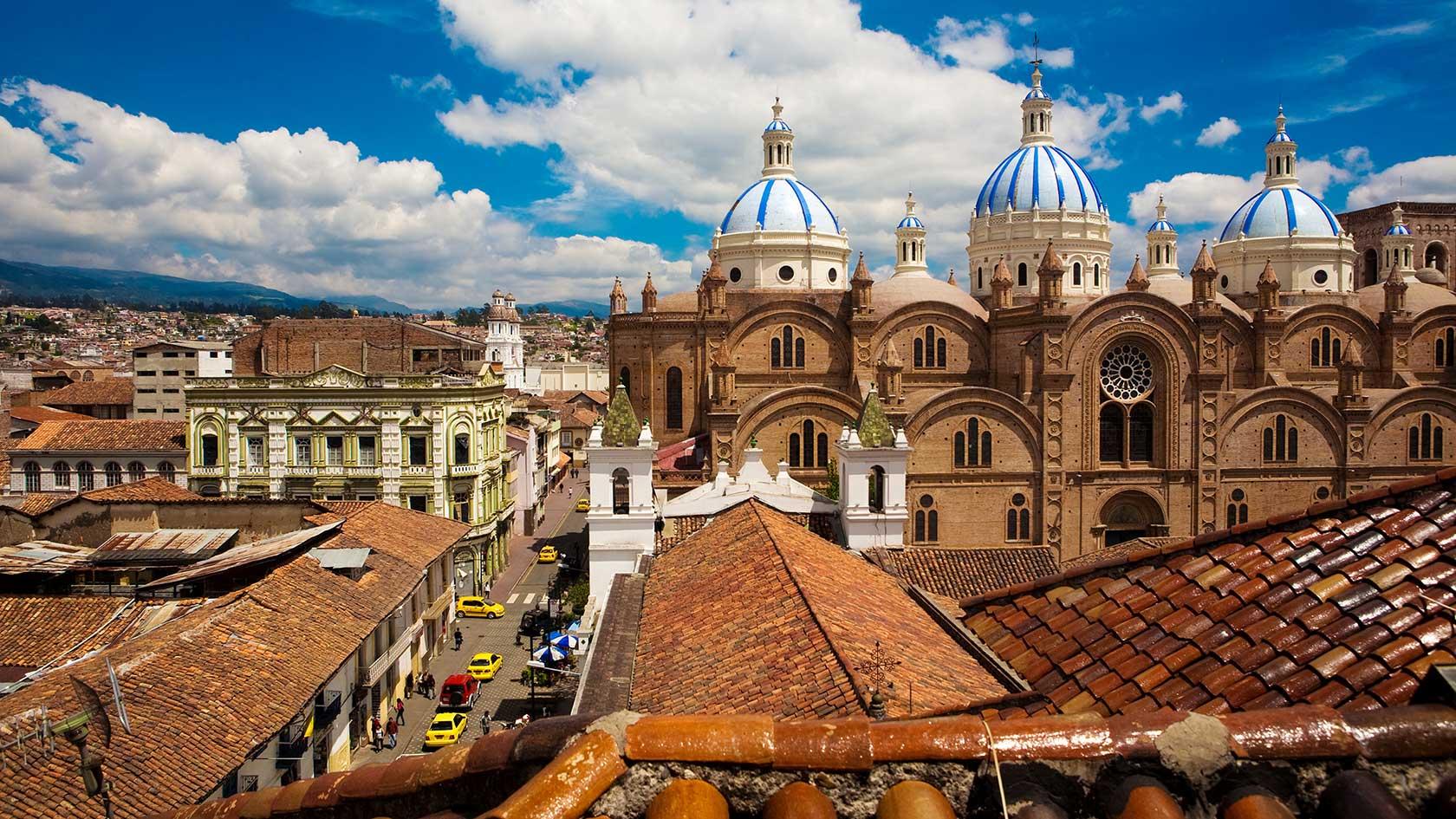 Ecuador, destino turístico líder del mundo