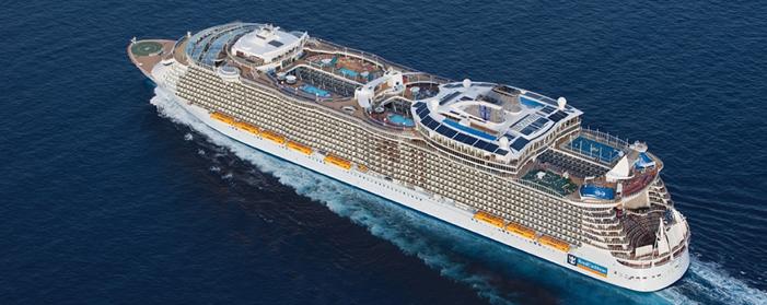 Los cruceros de Royal Caribbean vuelven a Panamá