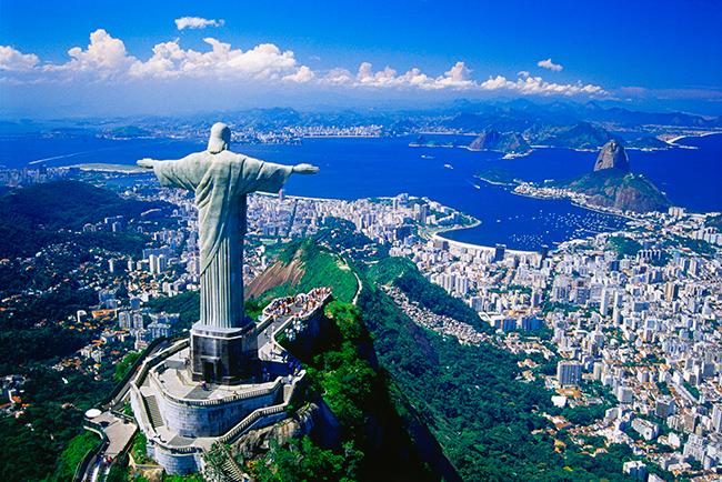 Brasil abre sus brazos al turismo: quita las visas para juegos olímpicos Playas del mundo