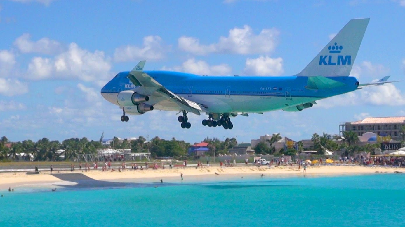 Maho Beach Cruz Bay Playas en el mundo