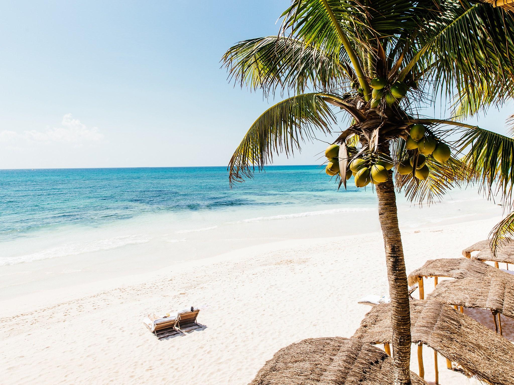 Playas México, todas las playas mexicanas en un sitio web