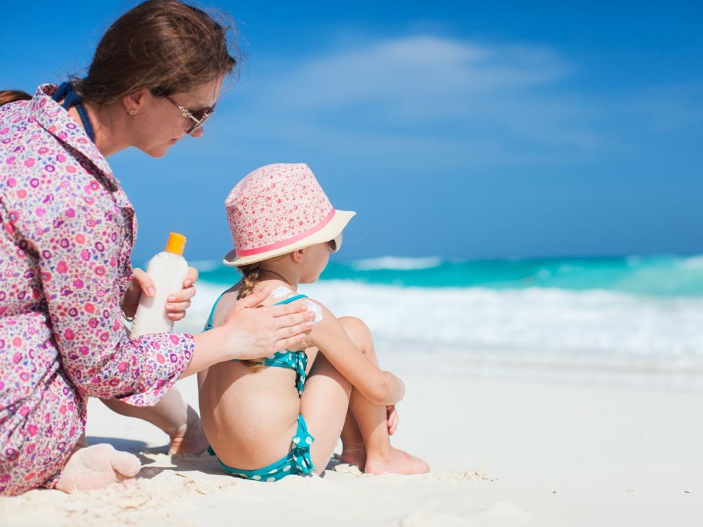 Playas en Cancún para visitar con niños
