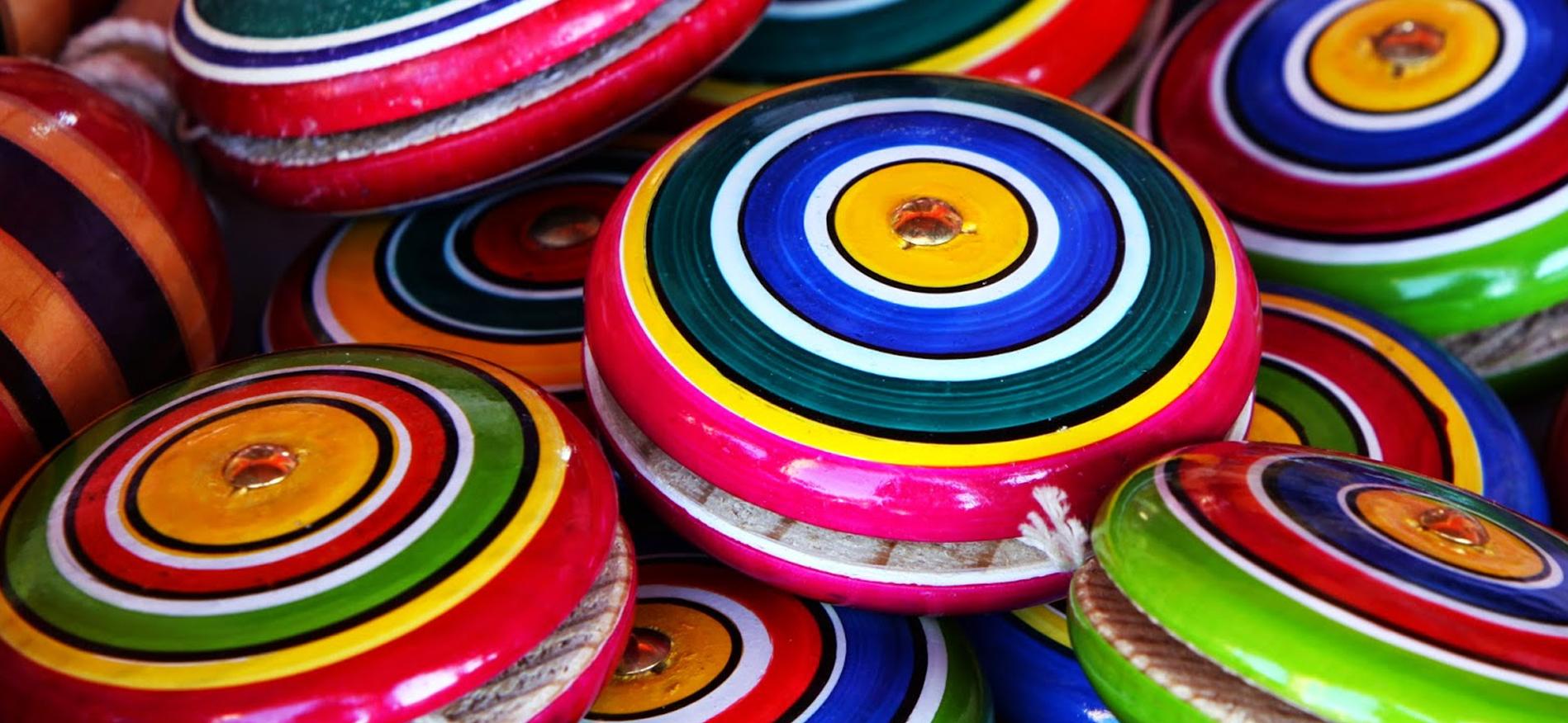 Juegos infantiles más tradicionales de México