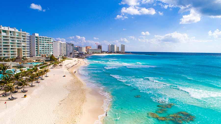 La mejor época del año para viajar a Cancún