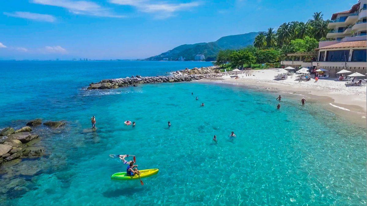 Playas de Mexico a las que siempre se regresa