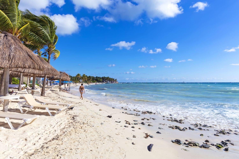 Playas en Mexico para el descanso