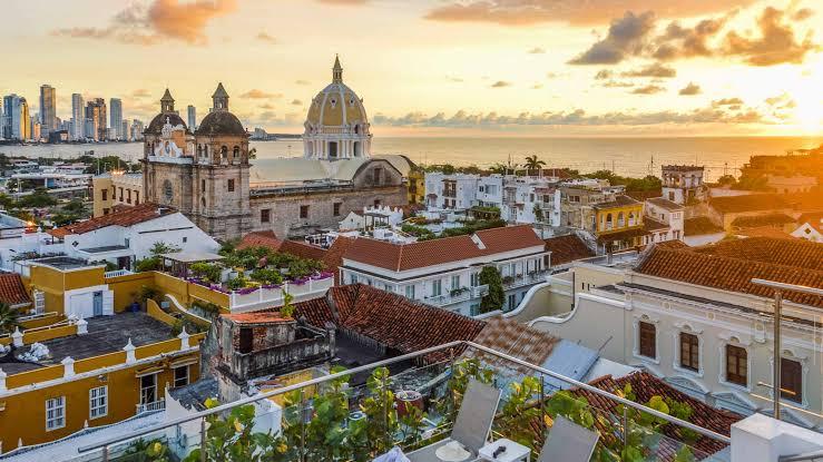 Cartagena, el punto de partida para tu crucero por el Caribe Playas del mundo