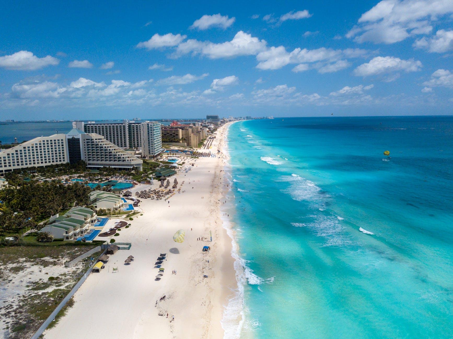 Cancún, Playa del Carmen y Chichen Itzá Playas del mundo