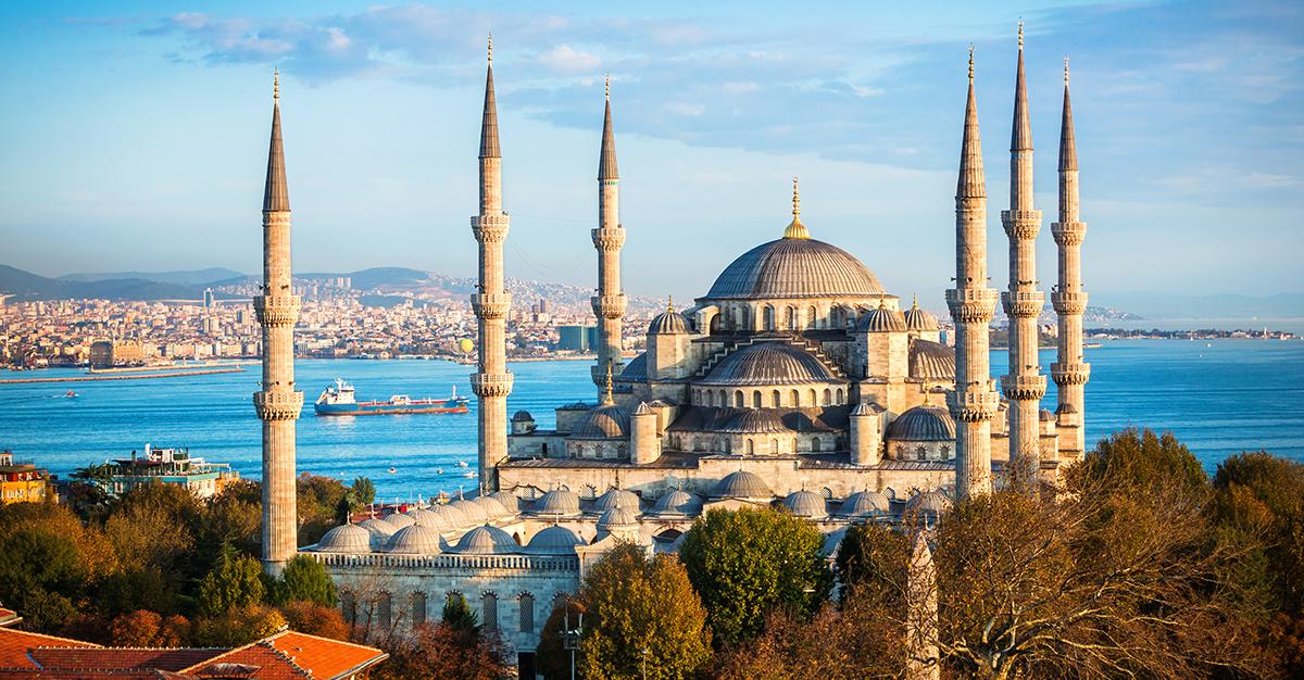 Atracciones turísticas de México y Turquía para conocer Playas del mundo