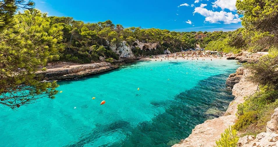 Mallorca, el destino ideal para los amantes de los barcos Playas del mundo